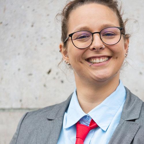 Stadträtin Ina Schumann